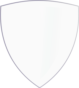 The Plainest Shield Clip Art