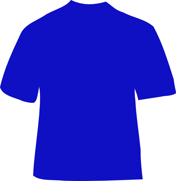 t shirt shape clipart - photo #25
