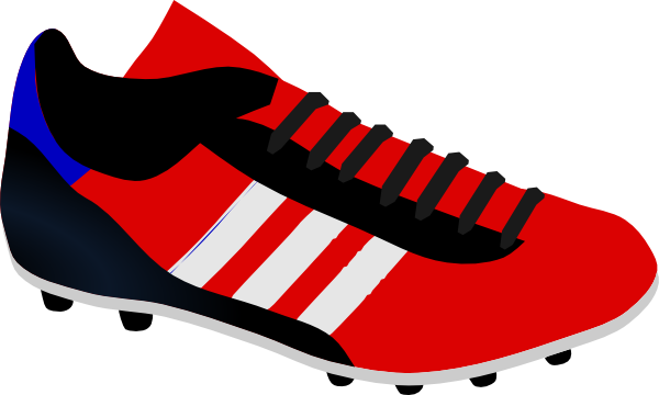 Sports Shoes Clip Art