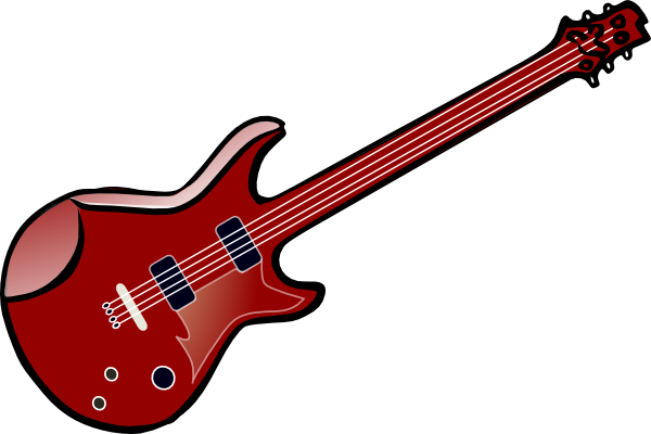 guitar vector clip art at clker com vector clip art online rh clker com guitar vector png guitar vector free