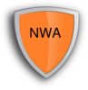 Orange Shield Clip Art