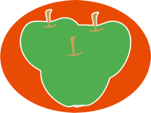 Green Apples Clip Art