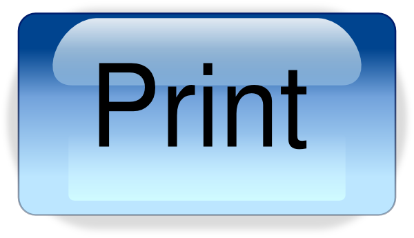 how to create print button in html