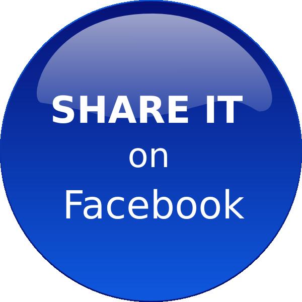 share it on facebook clip art at clkercom vector clip