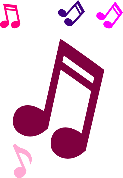 Music Notes Clip Art at Clker.com - vector clip art online ...