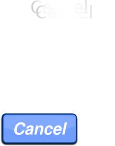 Cancel Button Clip Art