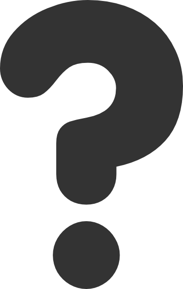 Question Mark Clip Art at Clker.com - vector clip art ...
