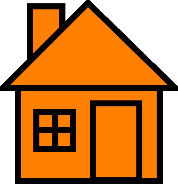 Orangehouse Clip Art At Clker Com Vector Clip Art Online