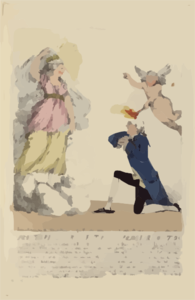 Frontispiece To Reflections On The French Revolution Clip Art