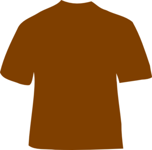 Brown Shirt Clip Art