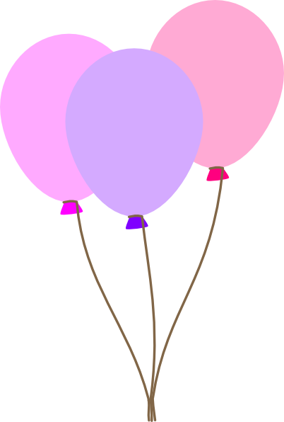 clipart balloons png - photo #31