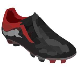 Football Cleats Clip Art