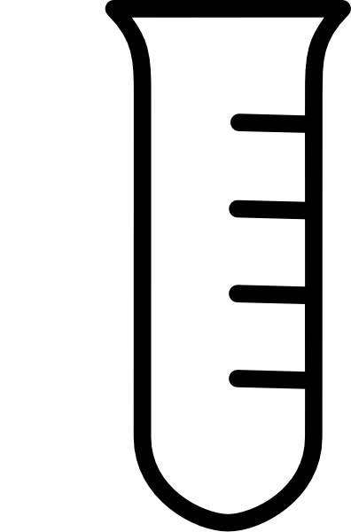 Test Tube Clip Art at Clker.com - vector clip art online ...
