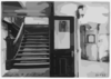 [interior View Of Steamboat Showing Stairway And Pursers Office] Clip Art