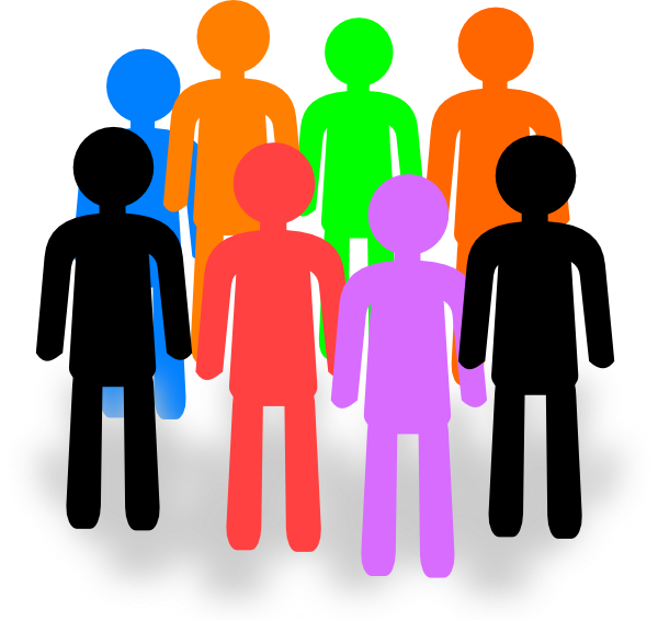 large group of people clipart rh worldartsme com people clipart figures people clipart figures