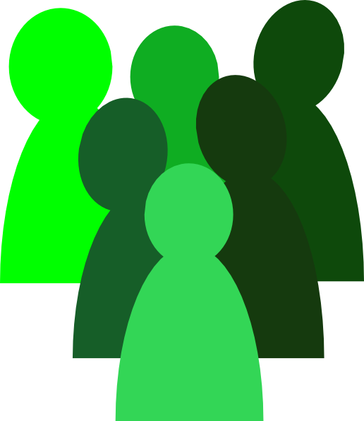 2 green crowd clip art at clker com vector clip art online rh clker com crown clip art images crown clip art images