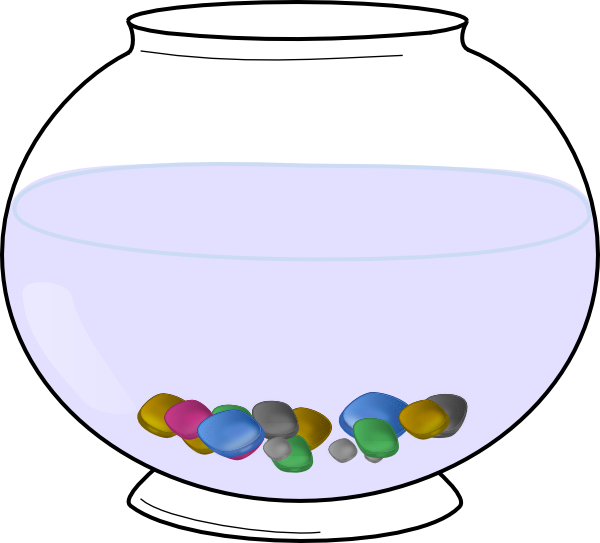 Totetude Fish Bowl Clip Art at Clker.com - vector clip art online, royalty free & public domain