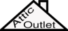 Attic Outlet Clip Art