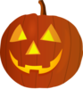 Carved Pumpkin Clip Art