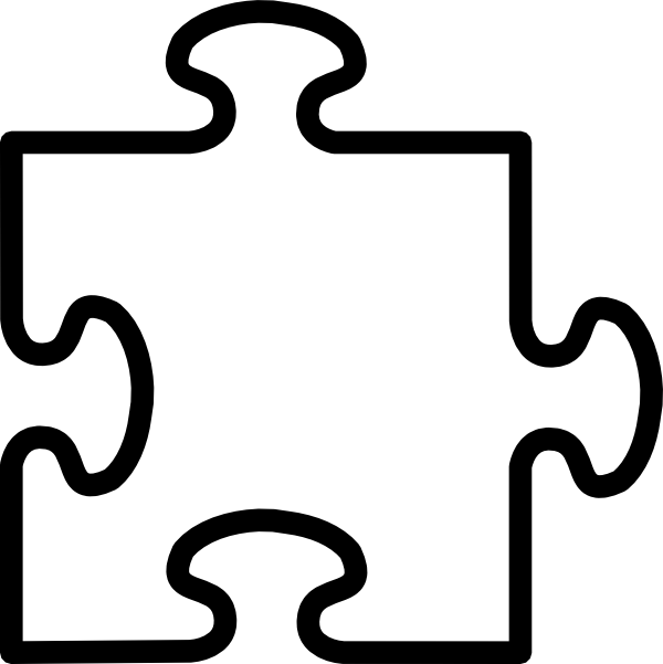Blank Jigsaw Puzzle Template Pictures to Pin PinsDaddy – Blank Puzzle Template