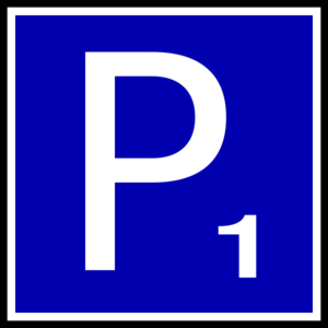 Parking 1 Clip Art