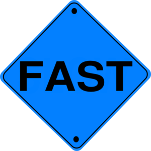 Fast Math Sign