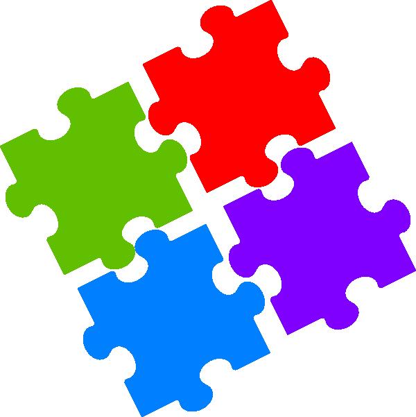 jigsaw puzzle clip art at clker com vector clip art online rh clker com jigsaw puzzle clipart powerpoint jigsaw puzzle clip art free