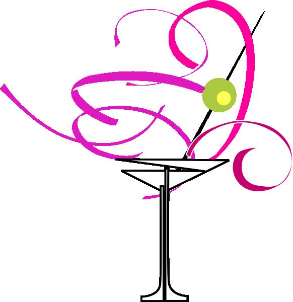 Martini Glass Clip Art at Clker.com - vector clip art ...
