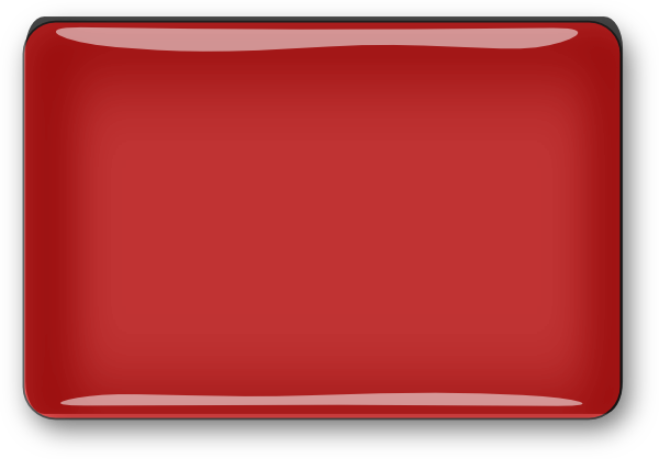red rectangle clip art - photo #16