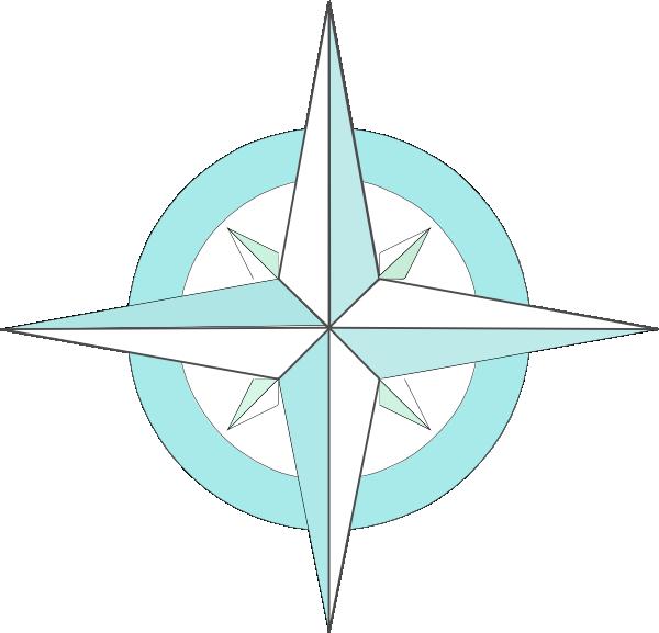 compass rose  blue  clip art at clker com vector clip compass rose clip art free download compass rose vector clipart
