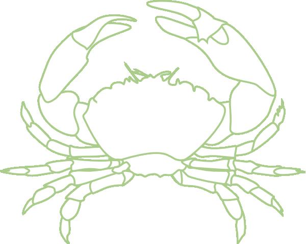 Crab Clip Art at Clker.com - vector clip art online, royalty free ...