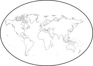 World map sketch clip art at clker vector clip art online world map sketch clip art gumiabroncs