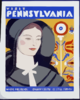 Visit Pennsylvania Where Pre-revolutionary Costumes Still Survive / Katherine Milhous. Clip Art