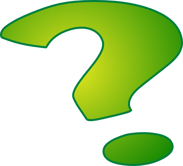 question marks clipart - photo #37