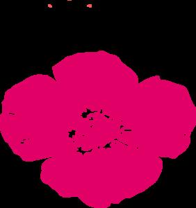 True pink poppy clip art at clker vector clip art online true pink poppy clip art mightylinksfo