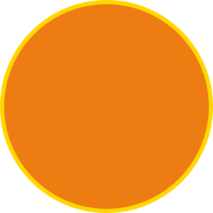 Orange Circle Clip Art at Clker.com - vector clip art online, royalty ...