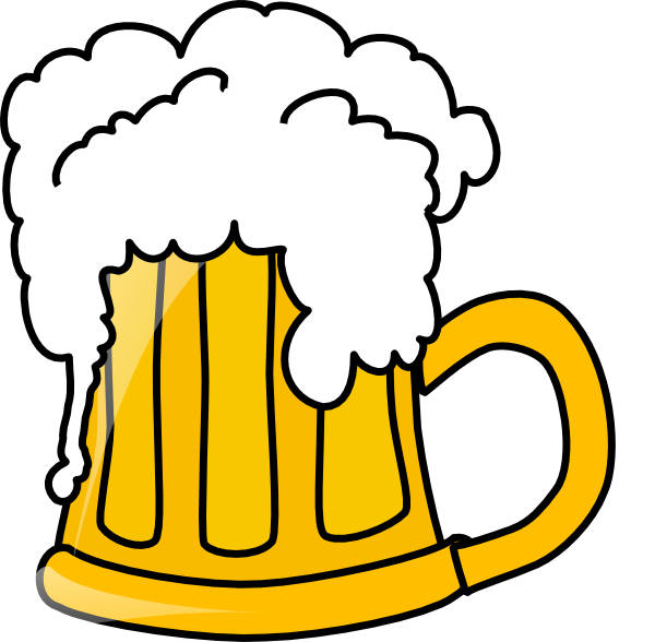 beer stein clipart free - photo #3