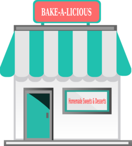 Homemade Sweets Shop9 Clip Art