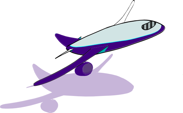 airplane taking off clip art at clker com vector clip art online rh clker com  airplane takeoff clipart