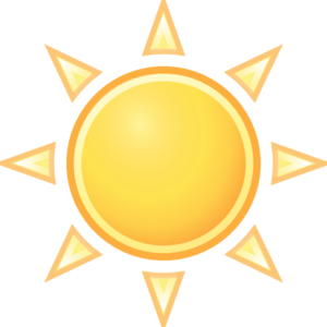 Weather Clear Clip Art