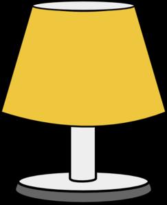 Lamp Clip Art At Clker Com Vector Clip Art Online