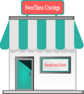 Homemade Sweets Shop6 Clip Art