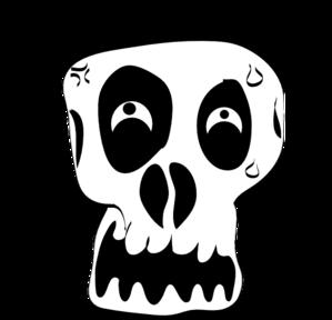 funny skull clip art at clker com vector clip art online royalty rh clker com funny clipart birthday for men funny clipart for finding jobs
