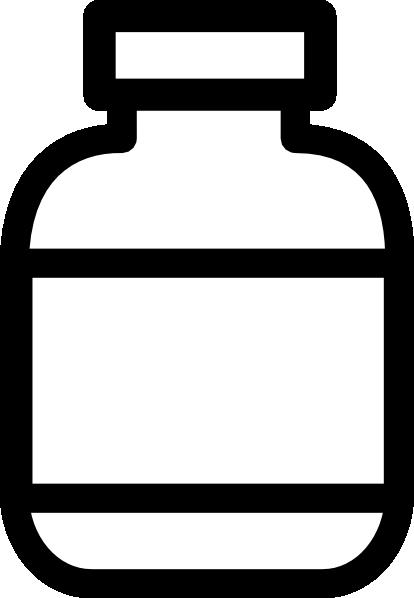Prescription Medicine Clip Art Vector Online Royalty Free