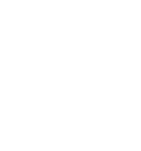 White Outline Star Transparent Center Clip Art