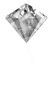 Clear Diamond Clip Art