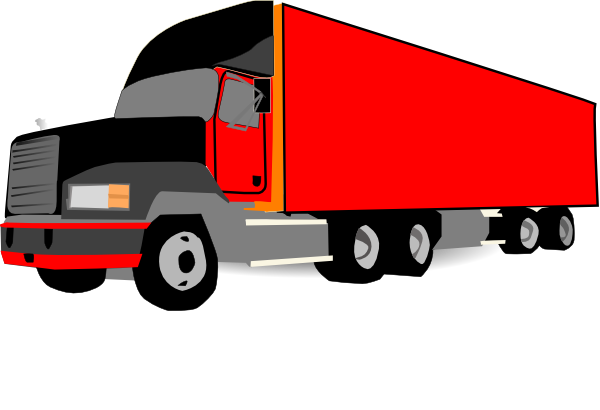 clipart truck - photo #38