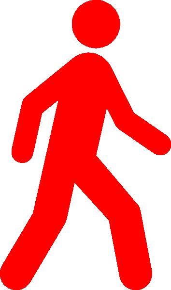 Walking Clip Art at Clker.com - vector clip art online ...