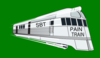 Pain Train Clip Art