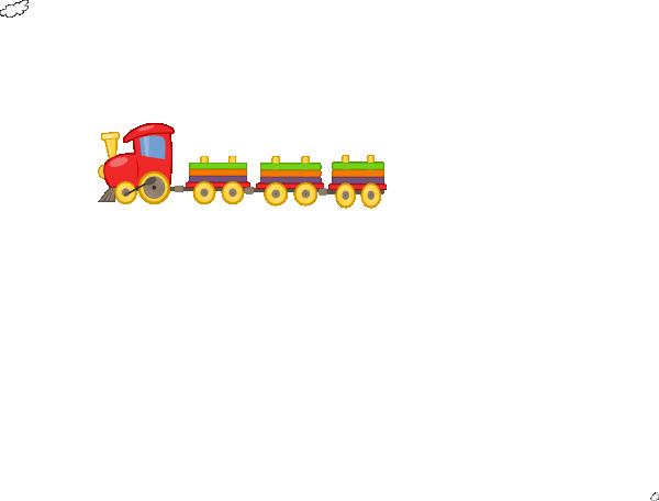 Choo Choo Train Clip Art At Clker Com Vector Clip Art
